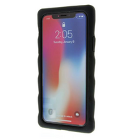 DropTech iPhone X Case - Designed for: iPhone X - Gumdrop DropTech iPhone X Case - Designed for: iPhone X