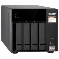 QNAP TS-473-4G 4 Bay NAS - Quad Core 3.4GHz  4GB