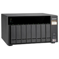 QNAP TS-873-8G 8 Bay NAS - Quad Core 3.4GHz  8GB