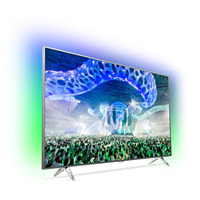 4K Ultra Slim TV powered by Android TV™ 65PUT7601/79 - 165.1 cm (65 ')   3840 x 2160  430 cd/m²  RMS 30W  4x HDMI  YPbPr in  3x USB  Wi-Fi  Rj-45  VES
