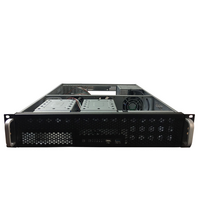 "-20550 2U Rackmount Server Chassis  No PSU  9x Fixed HDD Bays  optional 1x 5.25"" HDD bay - TGC-20550 2U Rackmount Server Chassis  No PSU  9x Fixed HDD"