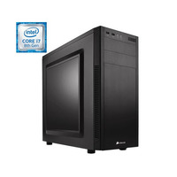 Leader Visionary 9570 Desktop PC I7-8700 / 16GB DDR4/  2GB nVidia GT 1030 / DVDRW / 512B SSD + 1TB HDD / Win10 Home / 1 Year Onsite Warranty