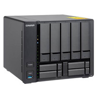 QNAP TS-932X-2G 9 Bay NAS - Quad Core 1.7GHz  2GB
