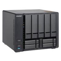 QNAP TS-963X-2G 9 Bay NAS - Quad Core 2.0GHz  2GB