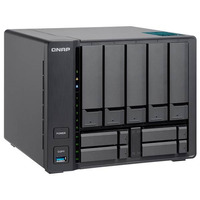 QNAP TVS-951X-2G 9 Bay NAS - Dual Core 1.8GHz. 2GB