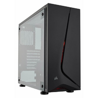 Corsair Carbide SPEC-05 Mid Tower - ATX - Black