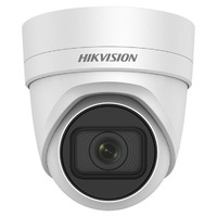 Hikvision DS-2CD2H55WDIZS 6MP Outdoor Motorised VF Turret  H.265+  IR  IO  WDR  IP67  2.8-12mm
