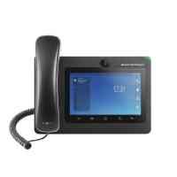 Android based Video IP Phone 7'' (1024x600) touch screen  Android V7  PoE  WiFi  BT