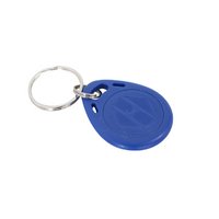 RFID Coded key-chain FOBs