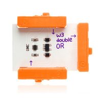 LittleBits Wire Bits - Double OR