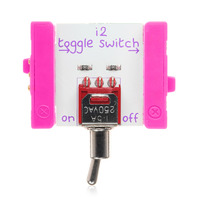 LittleBits Toggle Switch