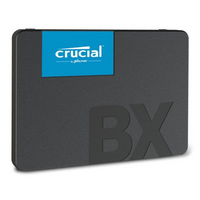 Crucial BX500 240GB 2.5' SATA3 SSD - Up to 540/500 MB/s