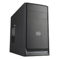 Cooler Master E300L Mini Tower - mATX - 420W PSU