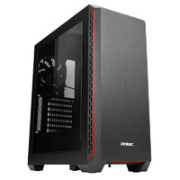 Antec P7 Mid Tower - ATX - Red