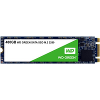 Western Digital Green 480GB 2280 M.2 SSD - Up to 545 MB/s