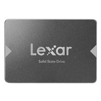 Lexar NS100 480GB 2.5' SATA3 SSD - Up to 550 MB/s