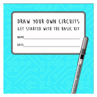 Circuit Scribe Basic Educational Booklet