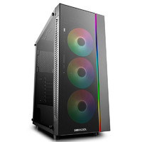 Deepcool Matrexx 55 ADD-RGB 3F Mid Tower - E-ATX - Black
