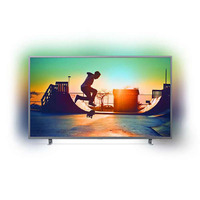 Philips 6700 series  164 cm (65') 4K Ultra Slim TV with Ambilight 3-sided  Quad Core  DVB-T/T2  3 Year Onsite Warranty.