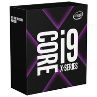 Intel Core i9-9820X LGA2066 Processor - 3.3GHz-4.2GHz 10-Core 165W TDP