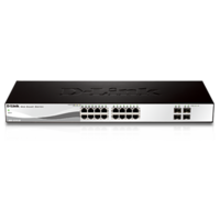 D-Link DGS-1210 20 Port Rackmount Switch - 1Gbps  Managed