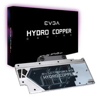EVGA Hydro Copper RGB Waterblock for EVGA GeForce RTX 2080 Ti FTW3