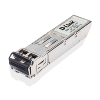 DLink 1-port Mini-GBIC to 1000BaseSX Transceiver