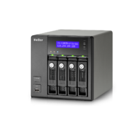 QNAP VS-4116 Pro+ 4 Bay NAS - Dual Core 2.6GHz  4GB