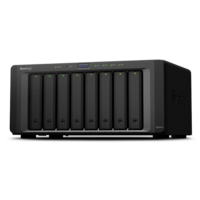 Synology DiskStation DS1815+ 8 Bay NAS - Quad Core 2.4GHz  2GB
