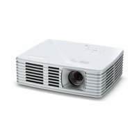 K135 LED Portable Projector  600 ANSI 1000:1 cont  WXGA 1280x800   2 years wty