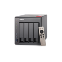 QNAP TS-451+ 4 Bay NAS - Quad Core 2.42GHz  8GB