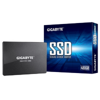 Gigabyte 480GB 2.5' SATA3 SSD - Up to 550/480 MB/s