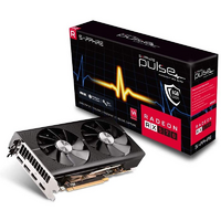 Sapphire RX 570 Pulse 8GB - 1284MHz