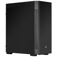 Corsair 110Q Quiet Mid Tower - ATX - Black