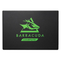 Seagate BarraCuda 120 250GB 2.5' SATA3 SSD - Up to 560/540 MB/s