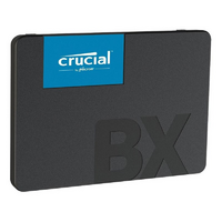 Crucial BX500 2TB 2.5' SATA3 SSD - Up to 540/500 MB/s