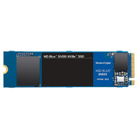 Western Digital Blue 500GB 2280 M.2 SSD - Up to 2400/1750 MB/s