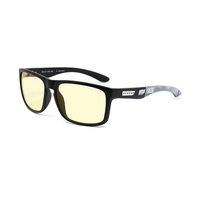 Gunnar 6-Siege Intercept Amber Onyx Indoor Digital Eyewear