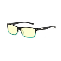 Gunnar Cruz Amber Onyx Teal Indoor Digital Eyewear