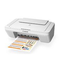 Canon MG2560 Printer - A4 Colour Inkjet  Print/Scan