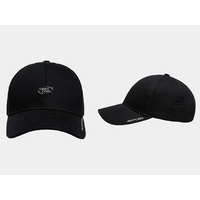 Deepcool Baseball Hat/Cap - Black