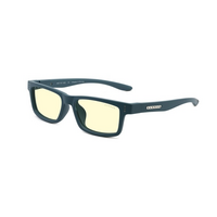 Gunnar Cruz Kids Small Amber Teal Indoor Digital Eyewear