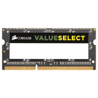 Corsair Value 4GB DDR3 - 1x4GB SODIMM 1600MHz CL11 1.5V