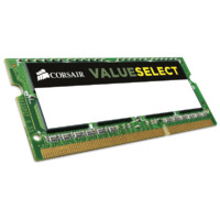 Corsair Value Select 8GB DDR3L - 1x8GB SODIMM 1600MHz CL11 1.35V