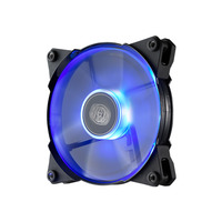 Coolermaster Jetflo 120mm Fan - Blue LED