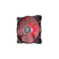 Coolermaster Jetflo 120mm Fan - Red LED
