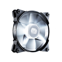 CoolerMaster Jetflo 120mm Fan - White LED