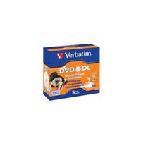 Verbatim Mini DVD-R DL 2.6GB 5pk