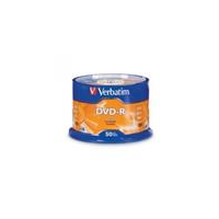 Verbatim DVD-R 4.7GB 50pk - Printable