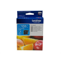 BROTHER LC-131C INK CARTRIDGE CYAN